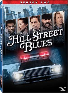 Hill Street Blues - Season 2 DVD-Box