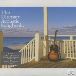 Ultimate Accoustic Songbook