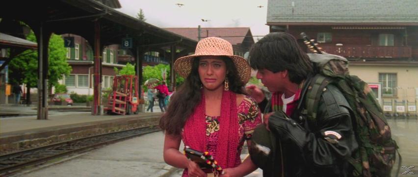 Dilwale Dulhania le Jayenge - Wer zuerst kommt kriegt die Braut [Blu-ray]