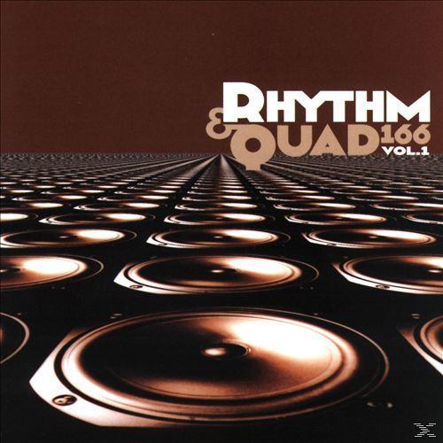 RHYTHM & QUAD 166 V.1 (LP)