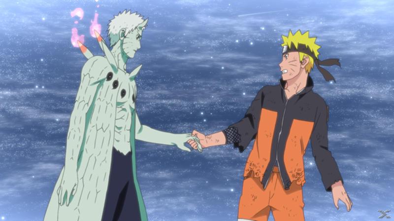 Naruto Shippuden - Der vierte große Shinobi Weltkrieg - Obito Uchiha - Staffel 18.2: Folgen 603-613 - (DVD)