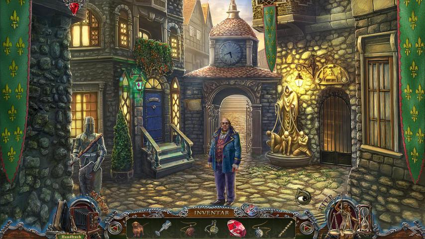 Dark Tales: Die Maske des Roten Todes [PC]