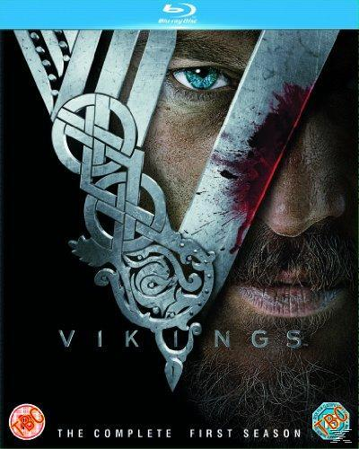 VIKINGS SEASON 1 (BLU RAY)