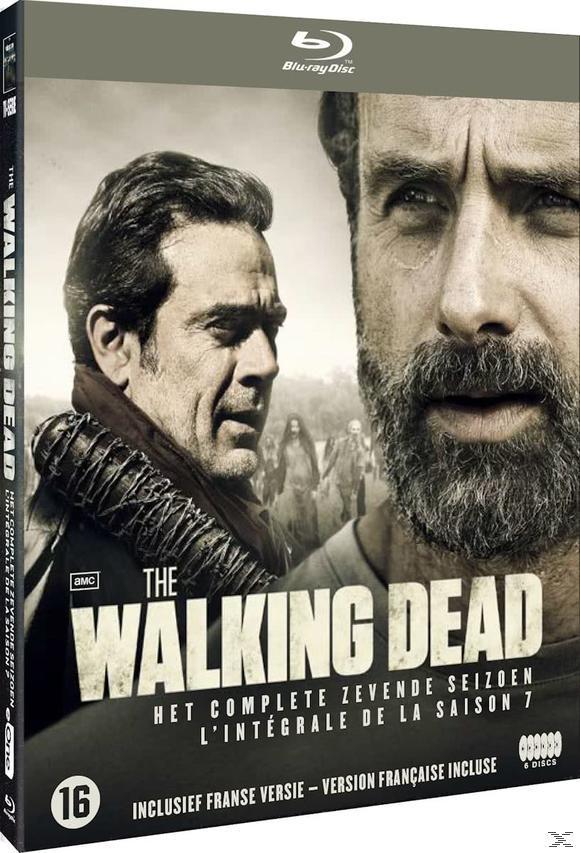WALKING DEAD SEASON 7 (BLU RAY)