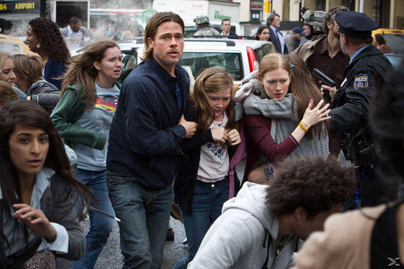 World War Z - (DVD)