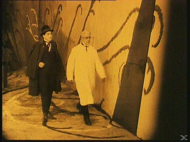 Das Cabinet des Dr. Caligari - (Blu-ray)