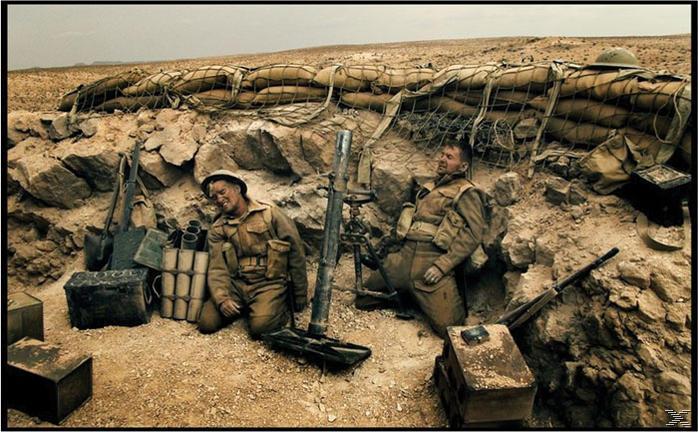 Tobruk - Libyen 1941 [DVD]