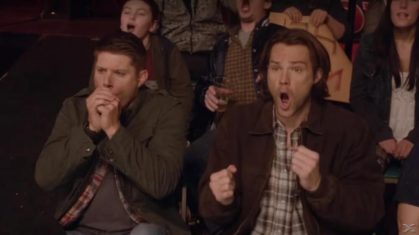 Supernatural: Die komplette 11. Staffel - (DVD)