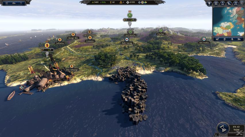 Total War Saga: Königreiche Britanniens - PC