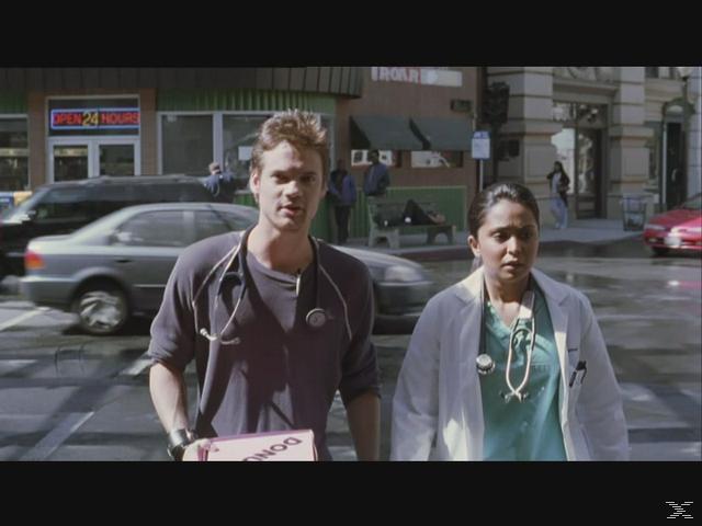 E.R. - Emergency Room - Staffel 4 - (DVD)