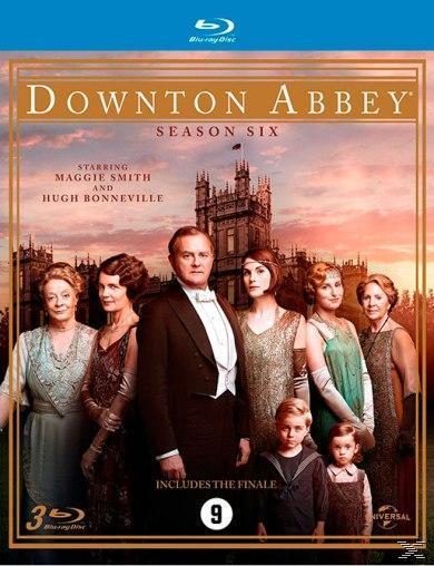 DOWNTON ABBEY -SEASON 6 (BLURAY)
