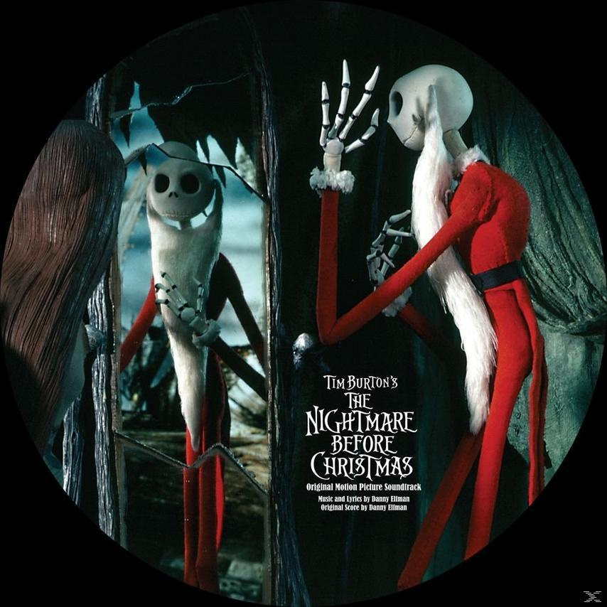 THE NIGHTMARE BEFORE CHRIS (2LP)