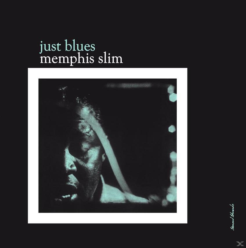 JUST BLUES (LP)