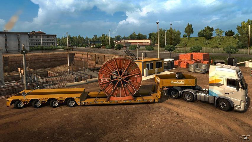 Euro Truck Simulator 2 (Heavy Cargo Edition) - PC