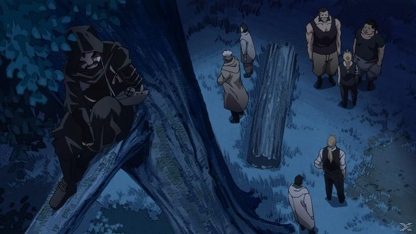 Fullmetal Alchemist - Brotherhood - Volume 7 (Folge 49-56) - (DVD)