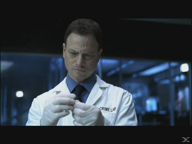 CSI: NY - Staffel 1 [DVD]