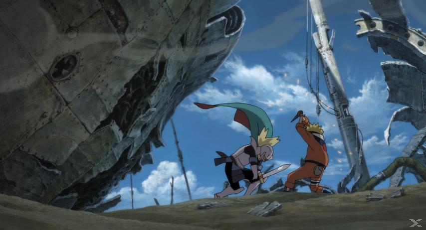 Naruto - The Movie 2: Die Legende des Steins von Gelel - (Blu-ray + DVD)