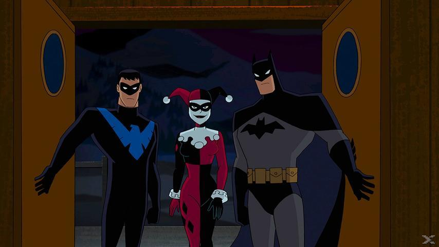 DCU: Batman und Harley Quinn - (Blu-ray)