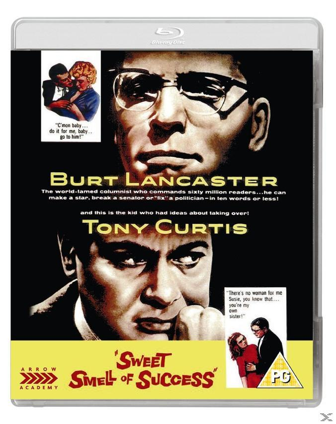 SWEET SMELL OF SUCCESS[BLU RAY]