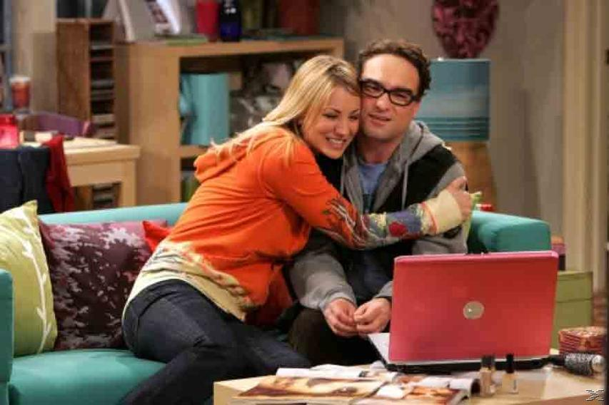 The Big Bang Theory - Staffel 1 Komödie DVD
