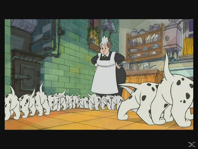101 Dalmatiner 2 - Auf kleinen Pfoten zum großen Star [Blu-ray]