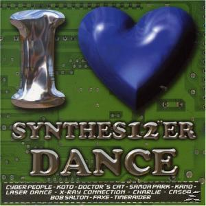 I Love Synthesizer Dance Vol.1