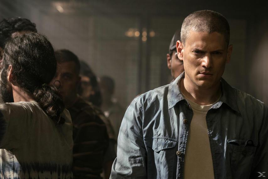 Prison Break - Staffel 5 - (Blu-ray)