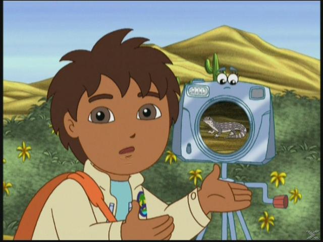 Go Diego Go! - Das große Leguan-Abenteuer [DVD]