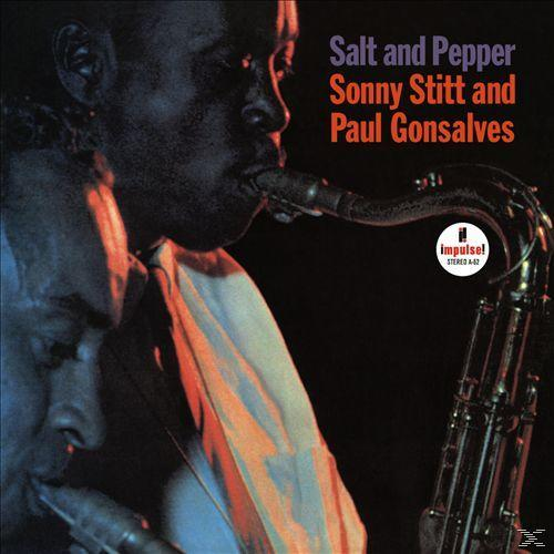 SALT AND PEPPER (2LP HQ)