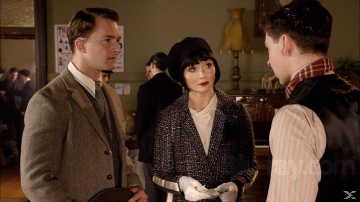 Miss Fishers mysteriöse Mordfälle - Staffel 1 [DVD]