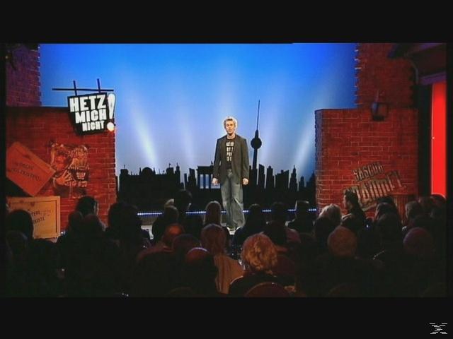 Sascha Grammel - Hetz mich nicht - (DVD)