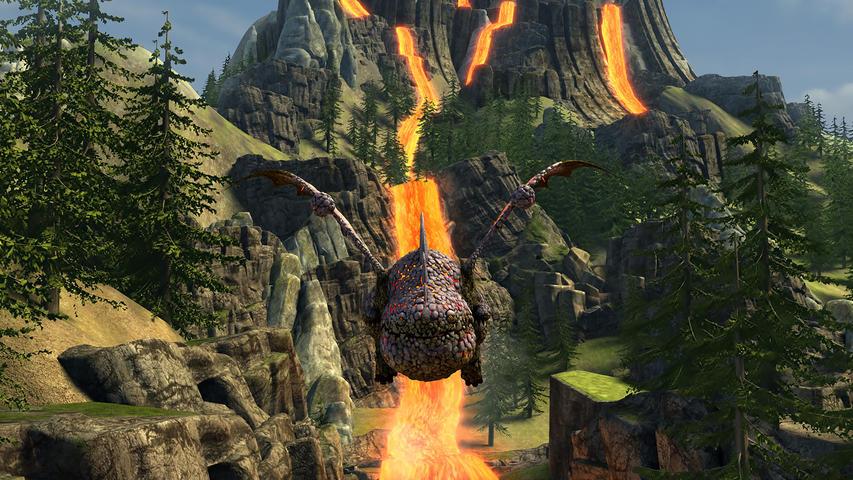 Dragons: Auf zu neuen Ufern - Staffel 5 (Vol. 1) [DVD]