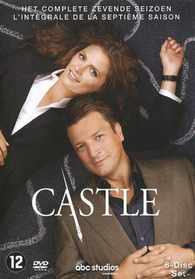 CASTLE - SEASON 7 (DVD)