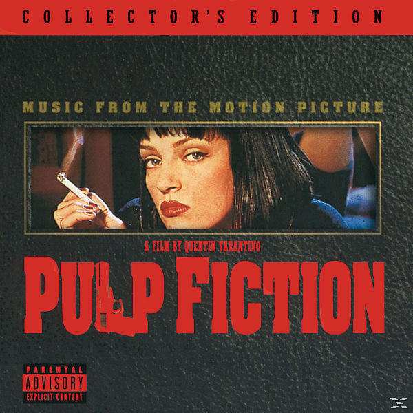 Pulp Fiction(Collector Ed)