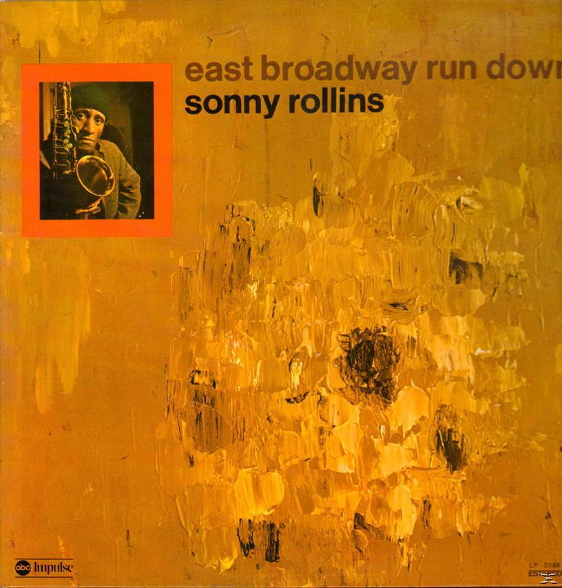 EAST BROADWAY (LP)