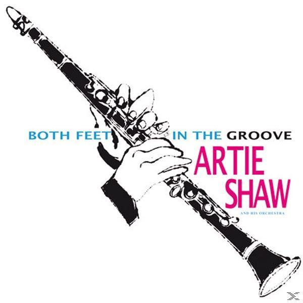 BOTH FEET IN THE GROOVE (LP)