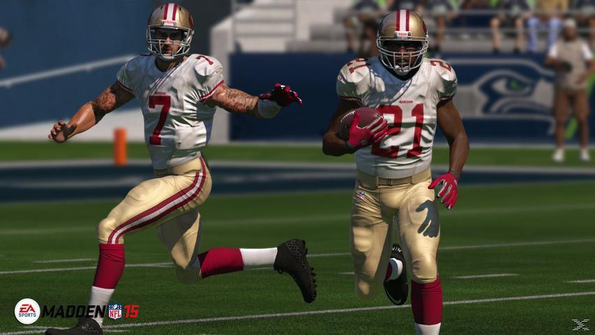 Madden NFL 15 NL/FR Xbox 360