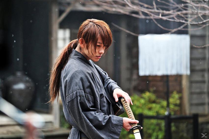 Rurouni Kenshin - Kyoto Inferno - (Blu-ray)