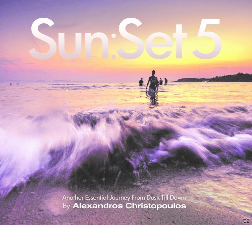 SUN:SET 5 BY ALEX CHRISTOPOULOS (2CD)