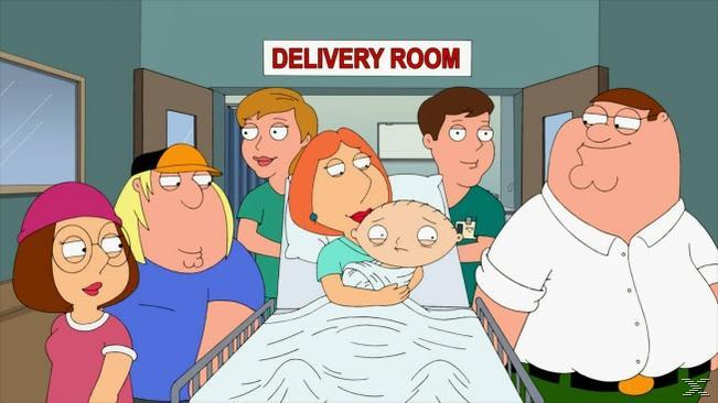 Family Guy - Staffel 12 [DVD]