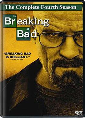 Breaking Bad - Season 4 DVD-Box