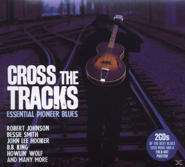 CROSS THE TRACKS (2CD DIGI)