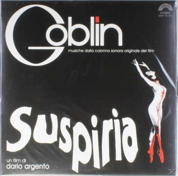 SUSPIRIA (LP)