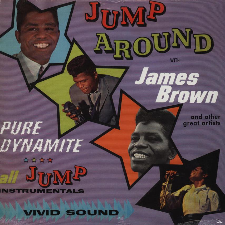 JUMP AROUND (LP)