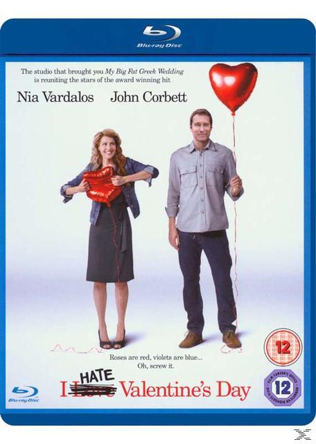 I HATE VALENTINES DAY (BLU RAY)