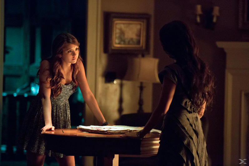 The Vampire Diaries Seizoen 5 TV-serie