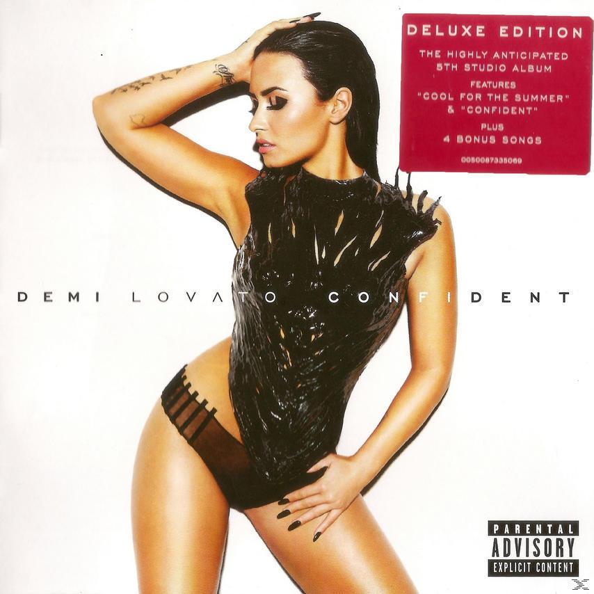 CONFIDENT (CD DLX)