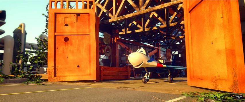 Jets - Helden der Lüfte - (Blu-ray)