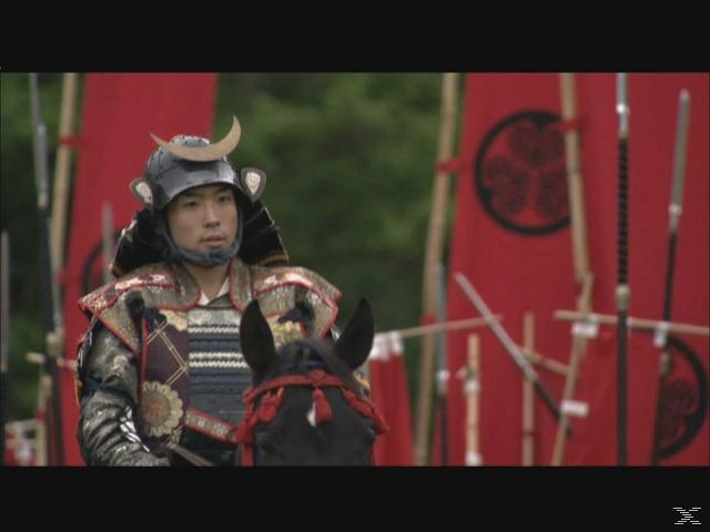 Warriors - Die größten Krieger der Geschichte - (DVD)