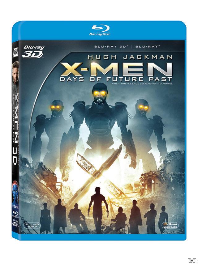 X-MEN ΗΜΕΡΕΣ ΕΝΟΣ ΜΕΛΛΟΝΤΟΣ 3D[&2D BLU R
